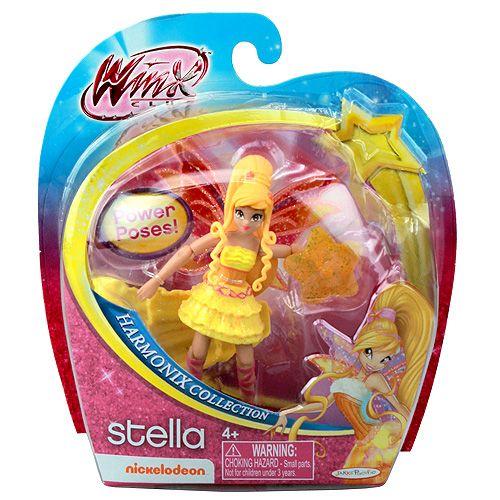 Winx Club Panenka Harmonix Stella cena od 174 Kč