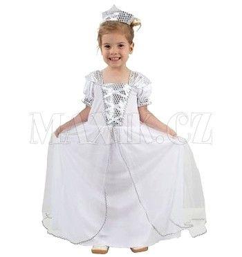 MaDe Dětský kostým Princezna s korunkou cena od 199 Kč