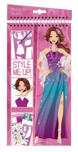 Wooky Style Me Up Návrhářské portfolio Večerní šaty cena od 137 Kč