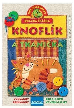 Granna Knoflík a tkanička 02059