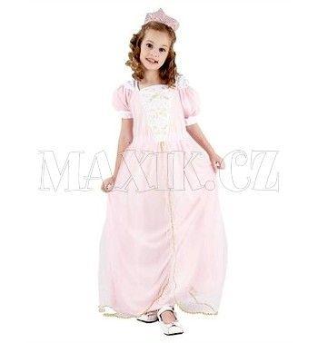MaDe Dětský kostým Princezna Růženka cena od 269 Kč