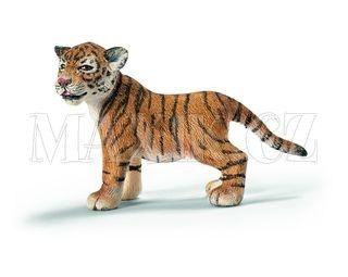 Schleich tygří mládě stojící cena od 73 Kč