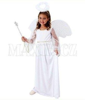 MaDe Dětský kostým Andílek cena od 263 Kč
