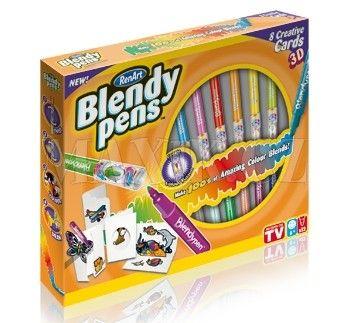Blendy Pens 3D Creative Cards cena od 0 Kč