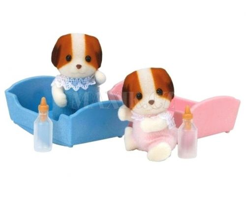 Sylvanian Families Baby pes cena od 110 Kč