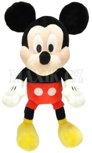 Teddies Mickey Mouse plyšový se zvukem 30 cm