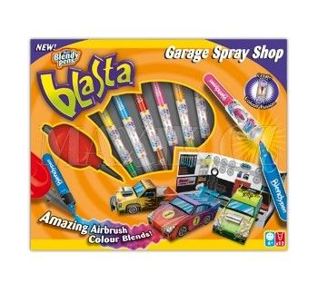 Blendy Pens Blasta Garage