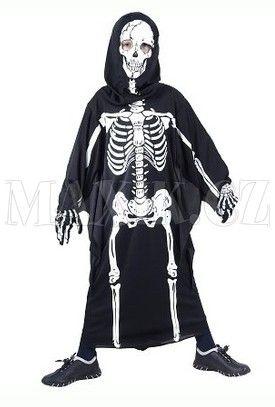 MaDe Dětský kostým Kostlivec cena od 225 Kč