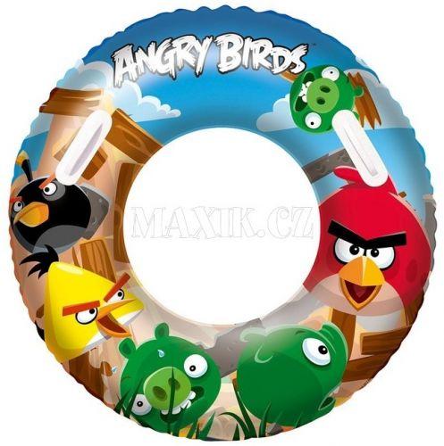 Bestway kruh Angry Birds 91 cm cena od 129 Kč