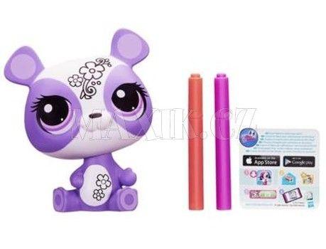 Littlest Pet Shop dekorativní zvířátko Panda cena od 329 Kč