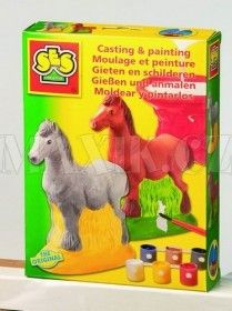 SES Sádrový komplet kůň cena od 219 Kč