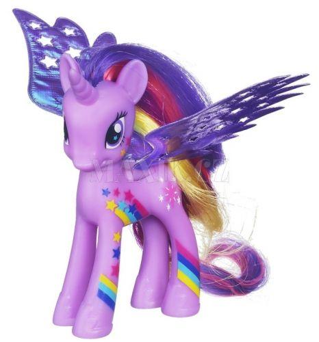 My Little Pony Deluxe poník s velkými křídly Princess Twilight Sparkle cena od 0 Kč