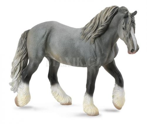 Collecta Shirský Kůň Šedá Klisna cena od 0 Kč
