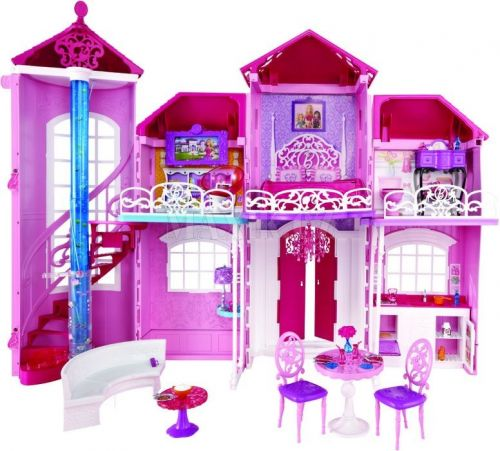 Barbie Dům z malibu cena od 0 Kč