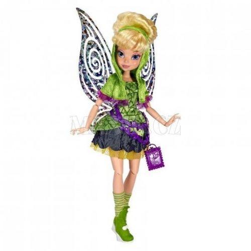 Disney: Disney víla: 22 cm Deluxe modní panenka (4/4) cena od 580 Kč