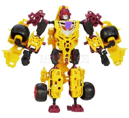 Transformers Construct bots Decepticon Dragstrip