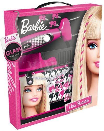 Barbie vlasové doplňky + kabelka