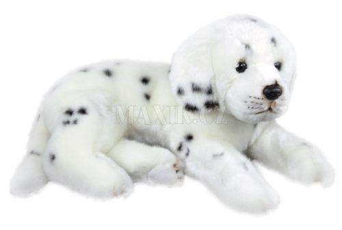 Rappa plyšový pes dalmatin 45 cm