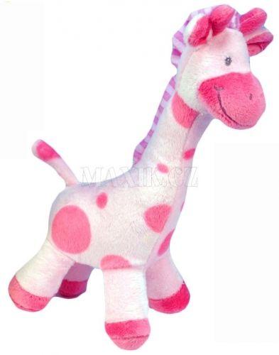 Teddies Plyšová žirafa stojící 24 cm cena od 79 Kč