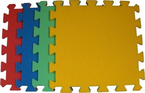 Malý neposeda Pěnové puzzle koberec