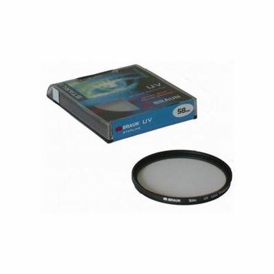 BRAUN UV filtr StarLine 77 mm