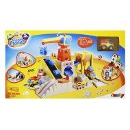 Simba Toys Smoby VP staveniště s jeřábem