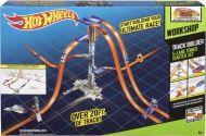 Mattel Hot Wheels track builder dráha velká věž cena od 0 Kč