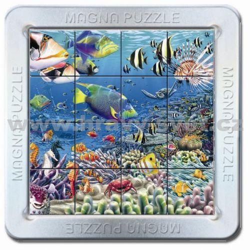 Piatnik: 16 d. 3D Magnetické puzzle Korálový útes cena od 85 Kč