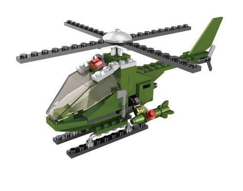 Kids World LOGIS helikoptéra 85 ks
