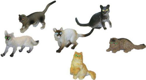 Rappa kočky v sáčku 5 ks cena od 44 Kč