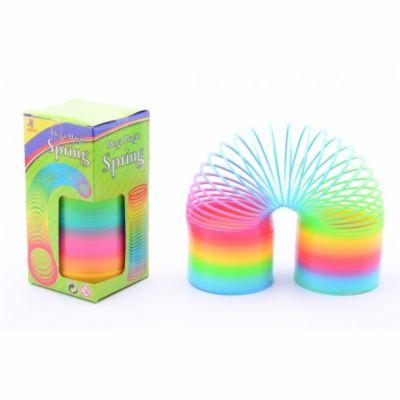 Johntoys Mega magická barevná pružina cena od 46 Kč