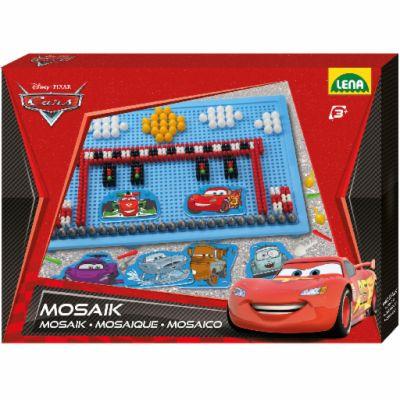 Lena Mozaika Disney Cars cena od 166 Kč
