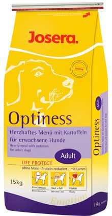 Josera Optiness Adult 15 kg
