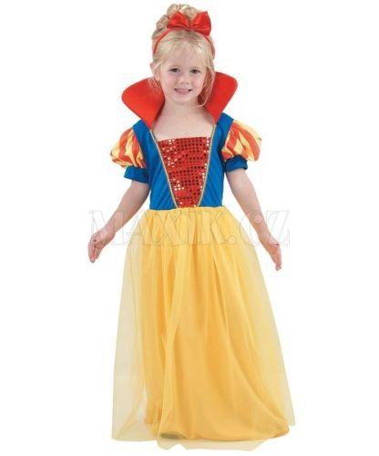 Made Dětský kostým Sněhurka s límcem cena od 199 Kč