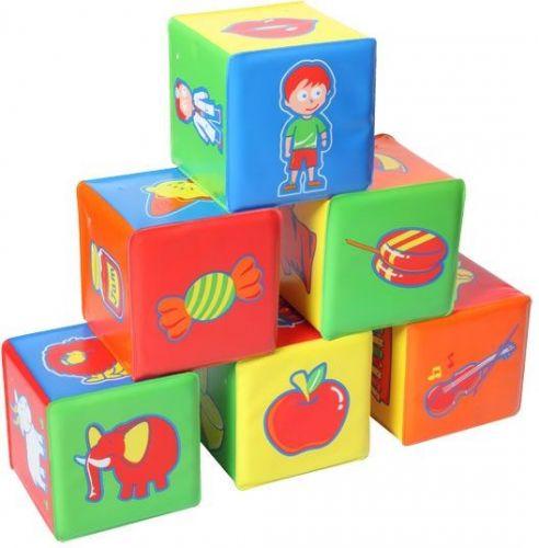 Babyono Měkké kostky edukační cena od 149 Kč