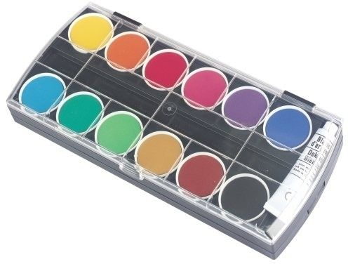 Herlitz Vodové barvy 24 barev