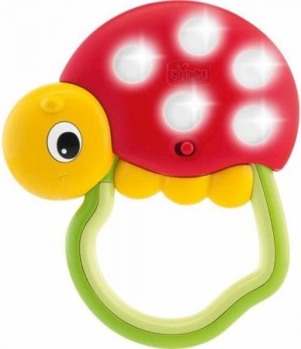 Chicco Chrastítko beruška světýlko cena od 139 Kč