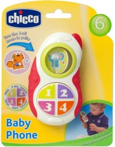 Chicco Telefon pískající