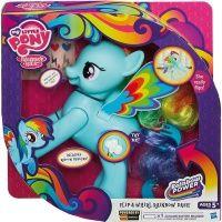 Hasbro My Little Pony skákající rainbow dash cena od 385 Kč