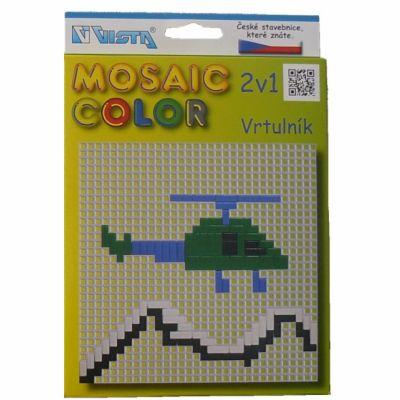 Vista Mosaic Color Vrtulník 2v1 cena od 59 Kč