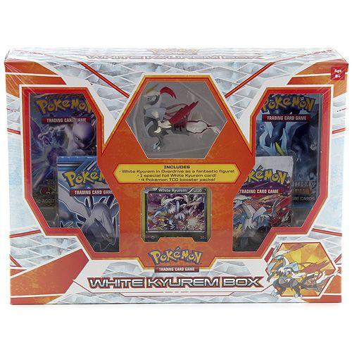 Pokémon Company: Pokémon: Black Kyurem Box and White Kyurem Box cena od 0 Kč