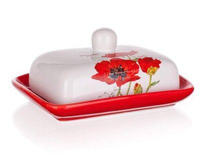 BANQUET Máslenka Red Poppy OK cena od 185 Kč
