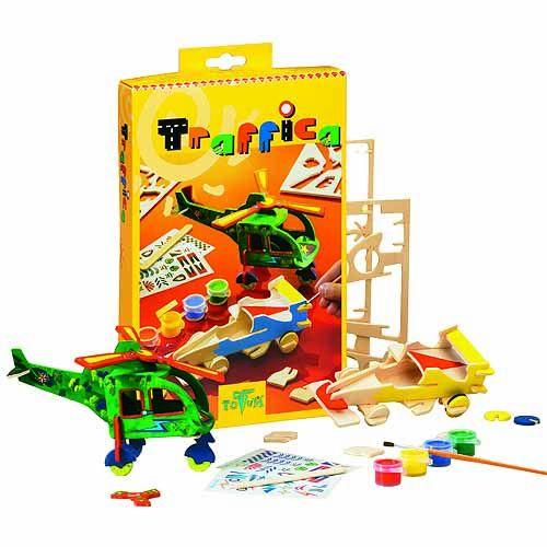 Totum TRAFFICA kreativní sada cena od 229 Kč
