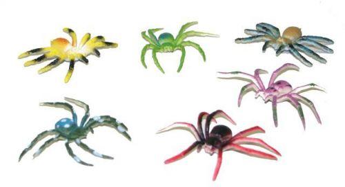 Rappa pavouci v sáčku 5 ks cena od 40 Kč