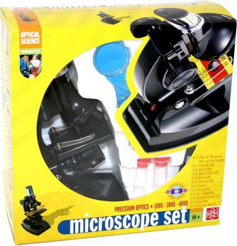 Rappa mikroskop malý 600x zvětšení cena od 461 Kč