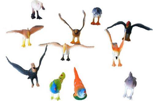 Rappa ptáci v sáčku 12 ks cena od 70 Kč