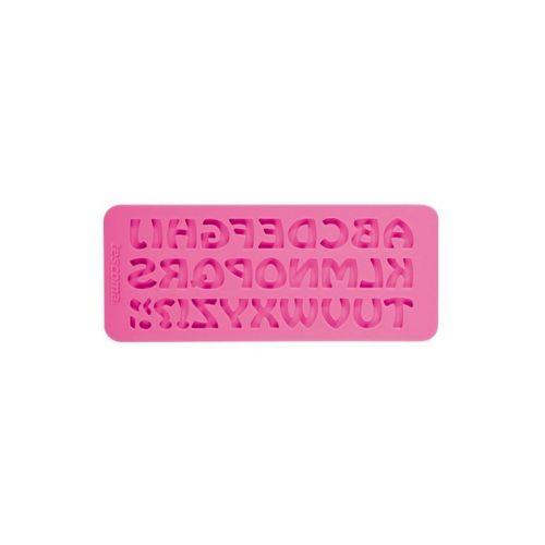Tescoma Silikonové formičky DELÍCIA DECO abeceda retro cena od 139 Kč
