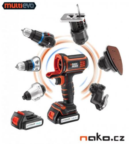 BLACK & DECKER MT18KB