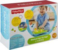 Fisher-Price hudební vyskakující vajíčka cena od 383 Kč