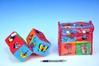 Wiky Kostka Krtek textilní cena od 156 Kč